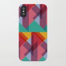 Crazy Abstract Stuff 3 Slim Case iPhone X