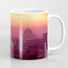 Belgrade Sunset Coffee Mug