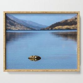Glenfinnan, Loch Shiel Serving Tray