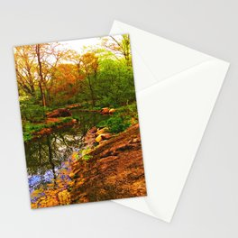 Nature's Heart Healer Stationery Cards