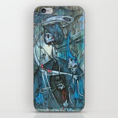 exiled archangels iPhone & iPod Skin