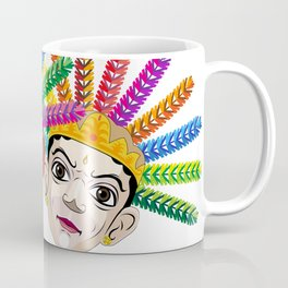 Ondel-ondel mask Coffee Mug