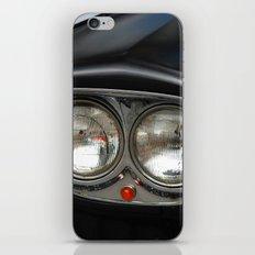 Black Car iPhone & iPod Skin