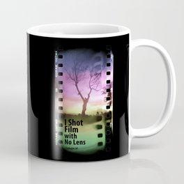 I Shot Film with No Lens Coffee Mug