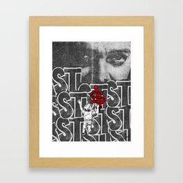 STP Framed Art Print