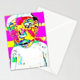 PIXELLE LA PAS BELLE Stationery Cards