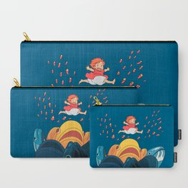 Ponyo Carry-All Pouch