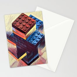 Legoman Stationery Cards