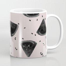 Watermelon with the Seeds Coffee Mug