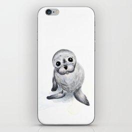 Little Seal iPhone Skin