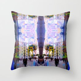 Akin to recalling, instead; understood mimicry. 02 Throw Pillow