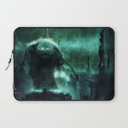 Silent Leaves Four Laptop Sleeve