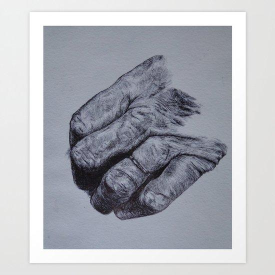101 Art Print