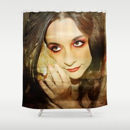 The dwelling place Shower Curtain