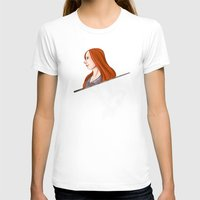 potter T-shirts featuring Lily Potter by Imaginative Ink