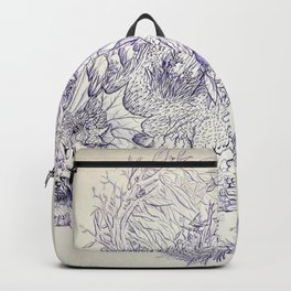 Dragon forest Backpack