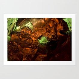 JELL-O 9 Art Print