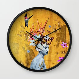 Aurelian  Wall Clock