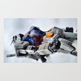 Gundam Pride Rug