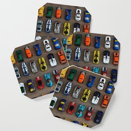 1980's Toy Cars Coaster