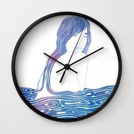 Nereid XXXIX Wall Clock