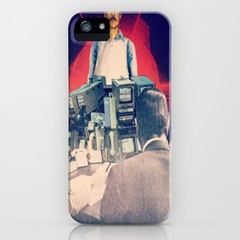 The Initiation of Operative 5 iPhone Case