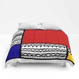 Pattern Mondriaan Comforters
