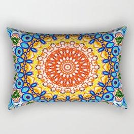 Summer Culture I Rectangular Pillow