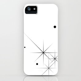 Silent Explosions iPhone Case