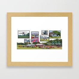 Wynkoop Mug #4 Framed Art Print