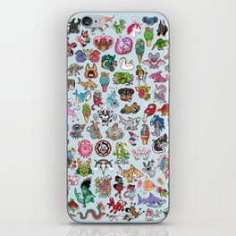 The Ultimate Collection iPhone Skin