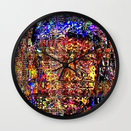 Frustration Nation, Take 5 (Rapscallion) [A.N.T.S Series] Wall Clock