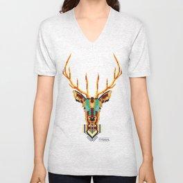 Bambi Stardust Unisex V-Neck