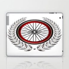 Ride On Shield  Laptop & iPad Skin