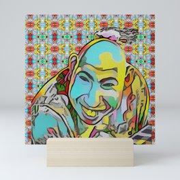 Portrait of a Sideshow Performer - Schlitzie Mini Art Print