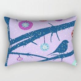 Mandala spinning top Rectangular Pillow