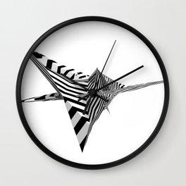 'Untitled #04' Wall Clock