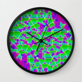 Polyp Gravy II Wall Clock