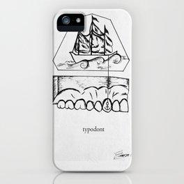 typodont. iPhone Case