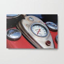 Speed Limit Metal Print