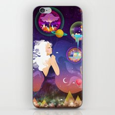 Wonderworlds iPhone & iPod Skin