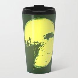 Zombie Invasion Travel Mug