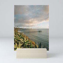 Over Scripps 03 Mini Art Print