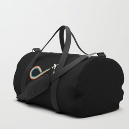 Unlimited Traveling Duffle Bag