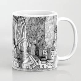 Mysterious Village Coffee Mug