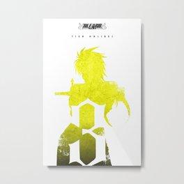 Espada #3 Tier Halibel Metal Print