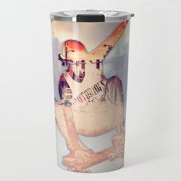 The Skateboarder Travel Mug