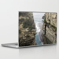 kitchen Laptop & iPad Skins featuring Devil's Kitchen by Chris' Landscape Images & Designs