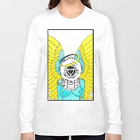 halo Long Sleeve T-shirts featuring Halo by Paul Trujillo