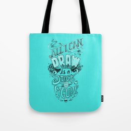 All I Can Draw Tote Bag